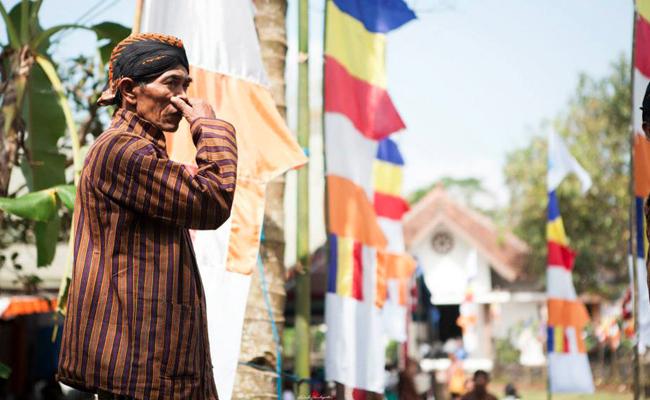 Penyebab Jumlah Umat Buddha di Temanggung Berkurang