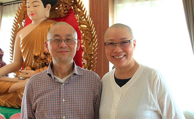 Guru Sekolah Minggu Buddhis di Australia yang Penuh Pelukan