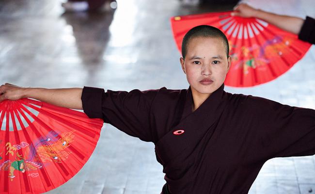 Bhiksuni Kungfu: Perpaduan Seni Bela Diri dan Meditasi