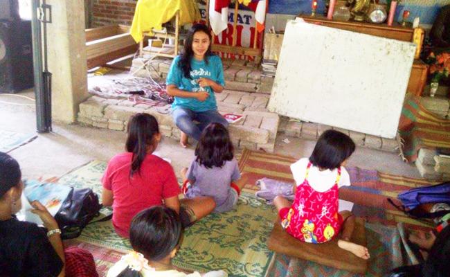Umat Buddha di Lombok Bertahan karena Tradisi