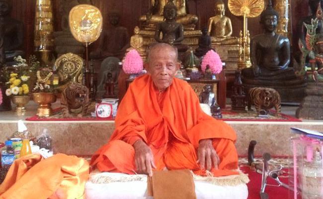 Sangharaja Laos Wafat di Usia 100 Tahun 6 Bulan