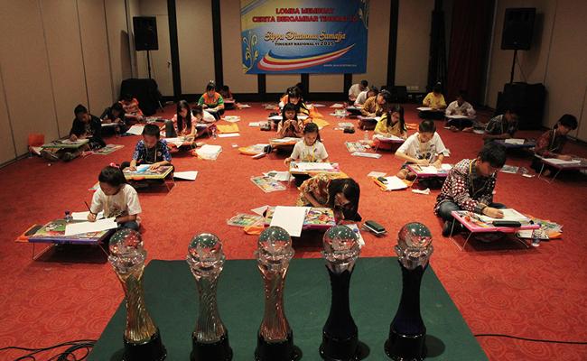 Para Pelajar Buddhis Kembali Berlomba dalam Sippa Dhamma Samajja VI