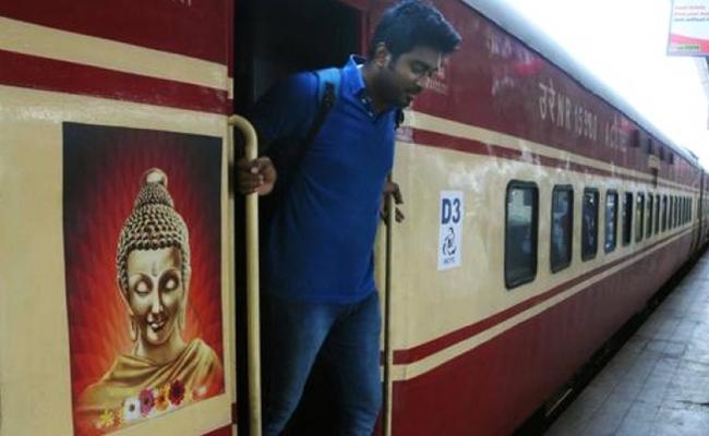 India Luncurkan Kereta Khusus Ziarah Buddhis
