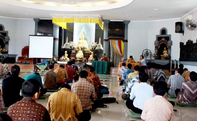 """Pembinaan Umat Buddha di Pedesaan Harus Dibarengi Pemberdayaan Ekonomi"""