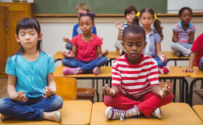 Meditasi Membantu Pelajar Meningkatkan Konsentrasi