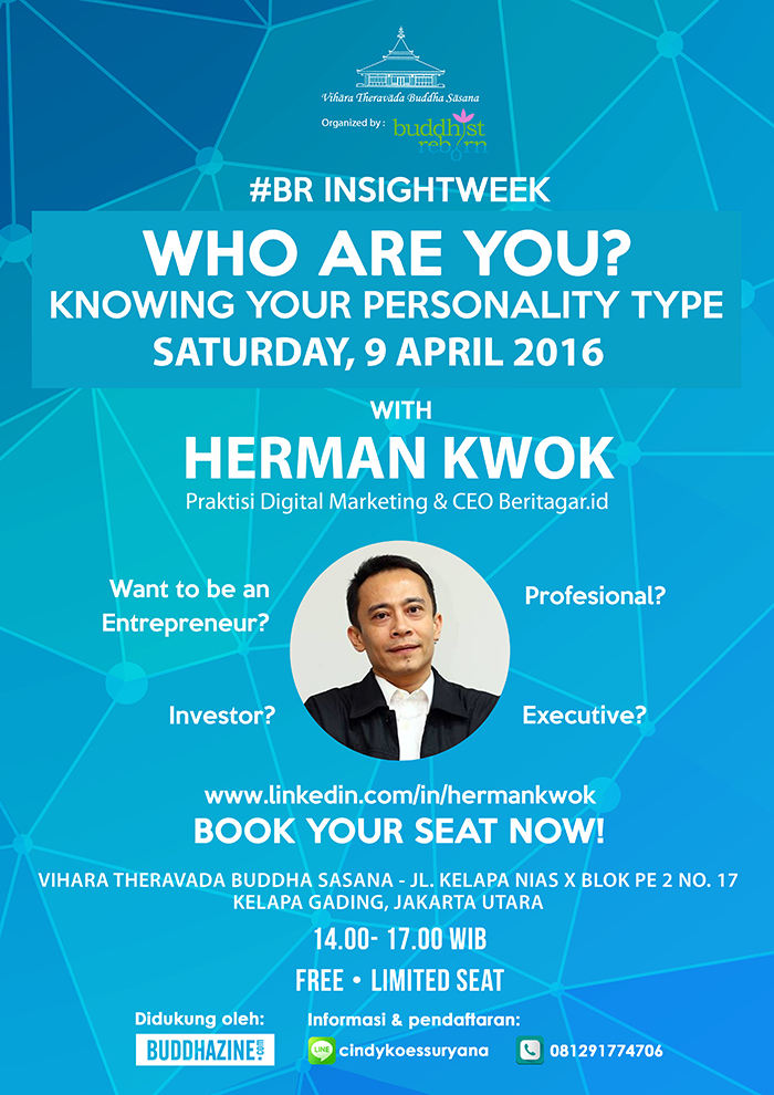 Knowing Your Personality Type