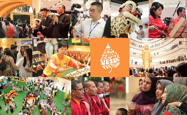Vesak Festival Kembali akan Digelar di Surabaya