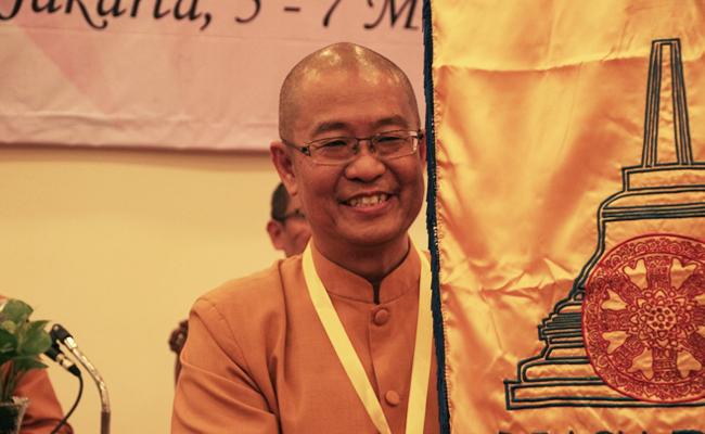Dharmanadi Chandra Terpilih Menjadi Ketua Umum Magabudhi Periode 2016-2021