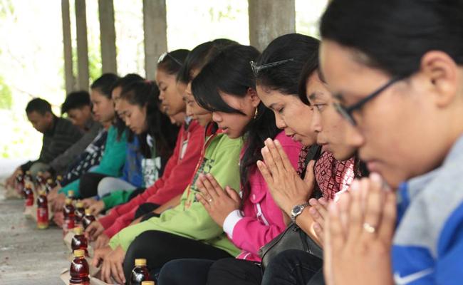 Napak Tilas Kebangkitan Agama Buddha Temanggung