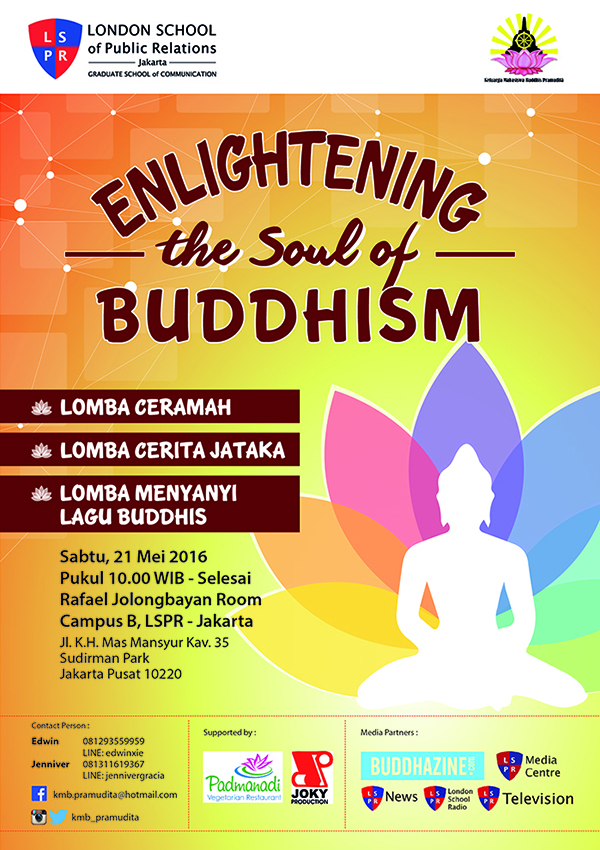 Enlightening the Soul of Buddhism