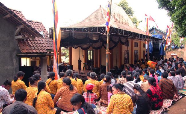 Hari Kebangkitan Kembali Agama Buddha Temanggung Ditandai dengan Peresmian Purna Pugar Vihara Dhamma Loka Santi