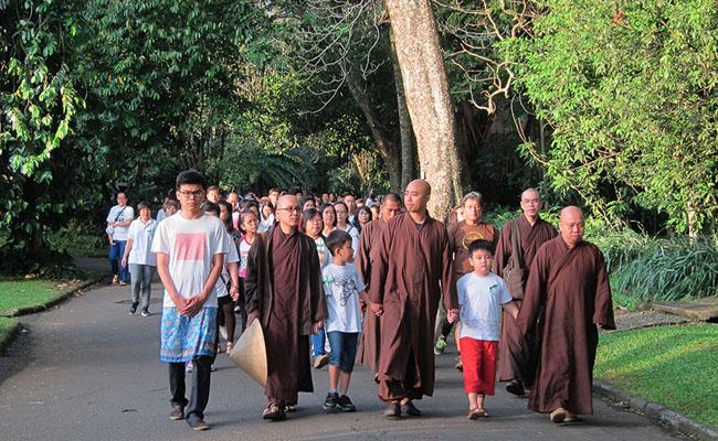 Peace Walk: Melangkah dengan Penuh Kedamaian di Kebun Raya Bogor