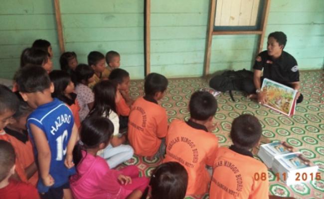Nafas Baru Perkembangan Agama Buddha di Pelosok Kalimantan Selatan