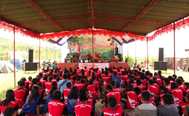 Dhamma Camp Sekotenk 3: Kobarkan Bara Api Persahabatan