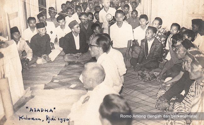 Romo Among, Pelopor Agama Buddha di Yogyakarta dan Temanggung