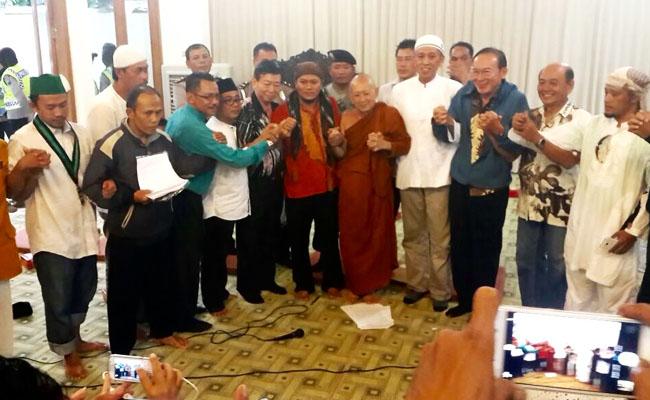 Umat Buddha Indonesia Desak Pemerintah Myanmar Lindungi Etnis Rohingya