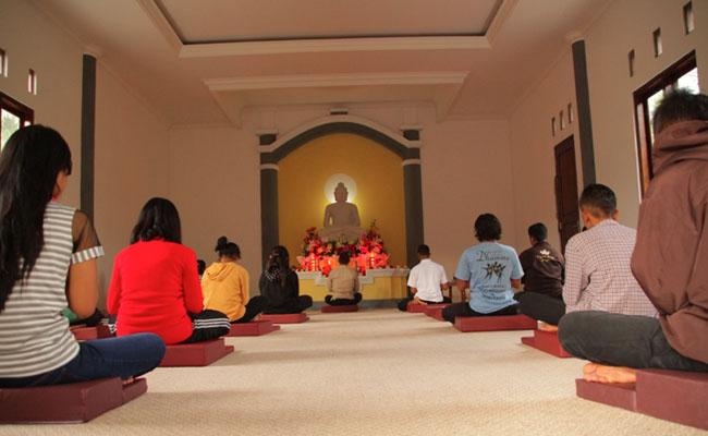 Tahun 2017 Pemuda Buddhis Temanggung-Semarang-Kendal akan Fokus di Pengembangan Ekonomi