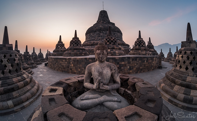 Catat! Ini Calendar of Events di Candi Borobudur Tahun 2017