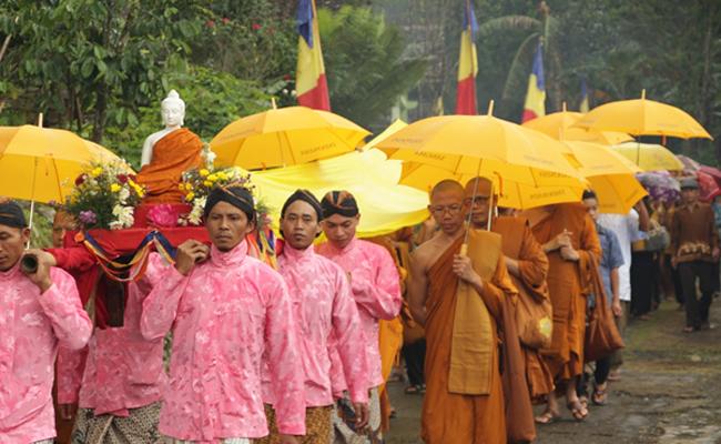 Vihara Dhamma Sesanti, Simbol Toleransi dan Gotong Royong