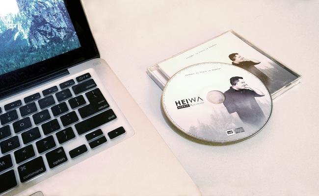 Mendengarkan Suara Empuk Harris Kristanto dalam Album Heiwa