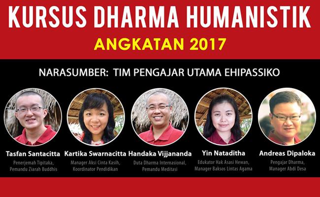 Kursus Dharma Humanistik
