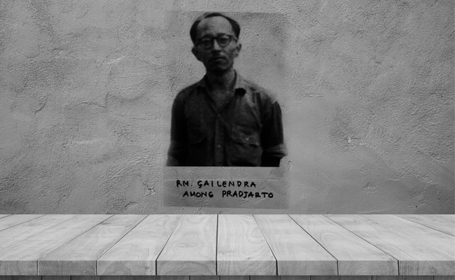 Romo Among, Penyemai Agama Buddha di Yogyakarta dan Temanggung