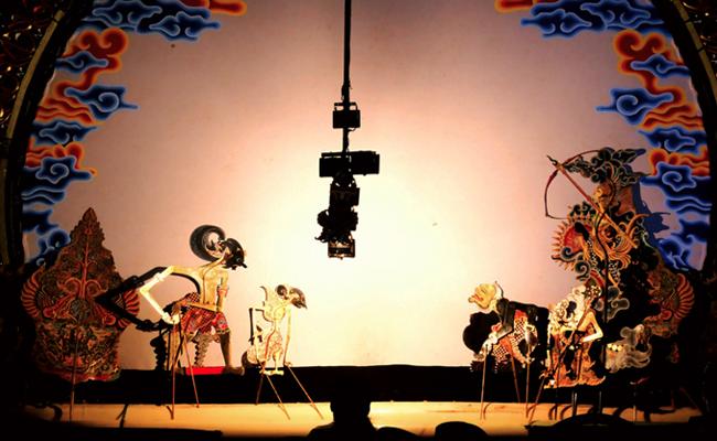 Sambut Waisak, Sangha Theravada Indonesia Gelar Pertunjukan Wayang Kulit