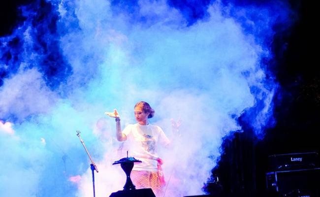 Sastra Siwa Buddha Mengisi Atmosfer Festival Kesenian Yogyakarta 2017