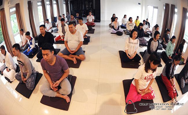 Meditasi untuk Melihat Diri Sendiri