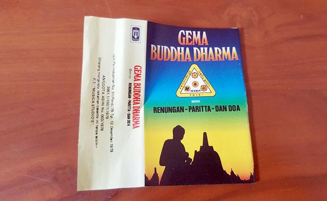 Inilah Rekaman Paritta Irama Khas Indonesia!