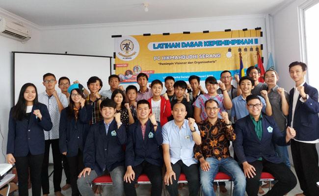 PC Hikmahbudhi Serang Ajak Pemuda Buddhis Kembangkan Jiwa Kepemimpinan