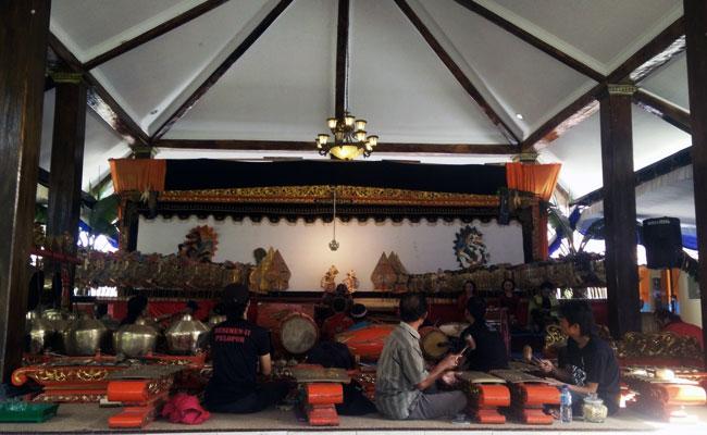 Merti Desa, Selamatan Khas Buddha Jawa