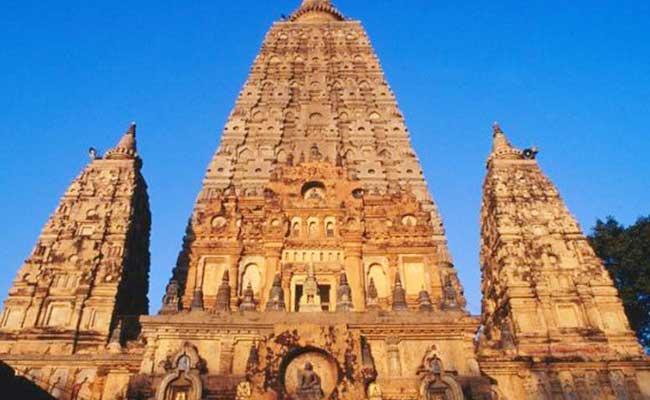 Dua Bom Ditemukan di Bodh Gaya India