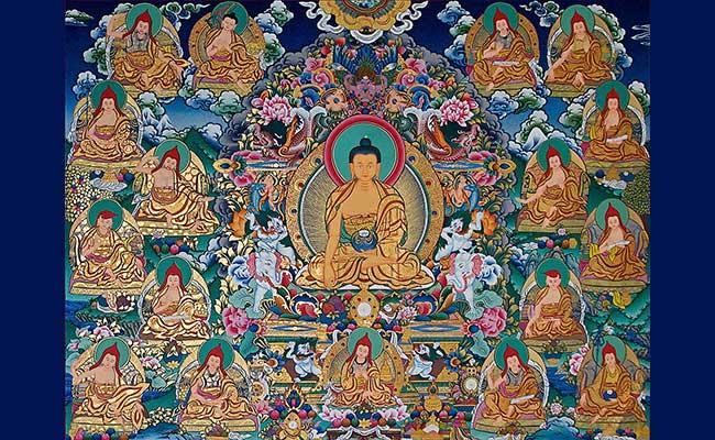 Mengenal Tujuh Belas Guru Suci dari Universitas Nalanda