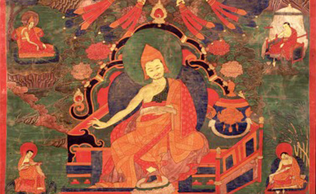 Shakyashri Bhadra Kepala Vihara Terakhir Nalanda