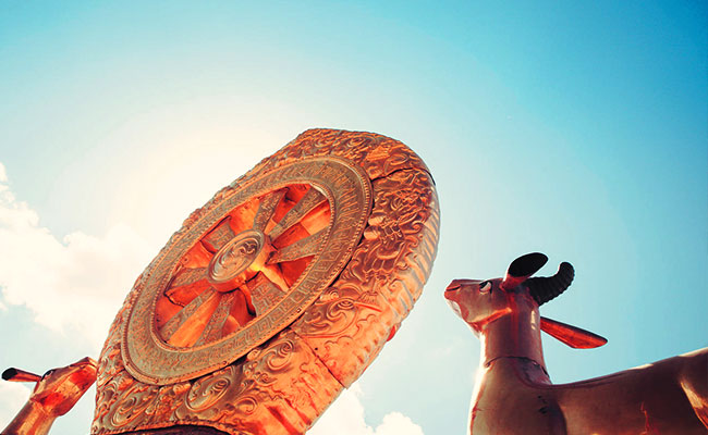 Buddhadharma Selaras dengan Ilmu Pengetahuan