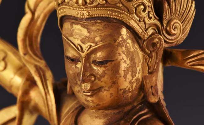 Achi Chokyi Drolma: Dharmapala Perempuan Asal Tibet