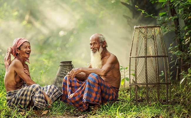 Susah Orang Senang, Senang Orang Susah
