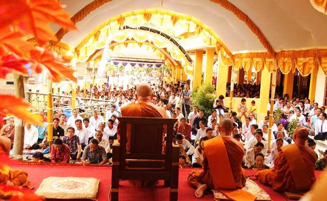 Memperjuangkan Agama Buddha di Jepara