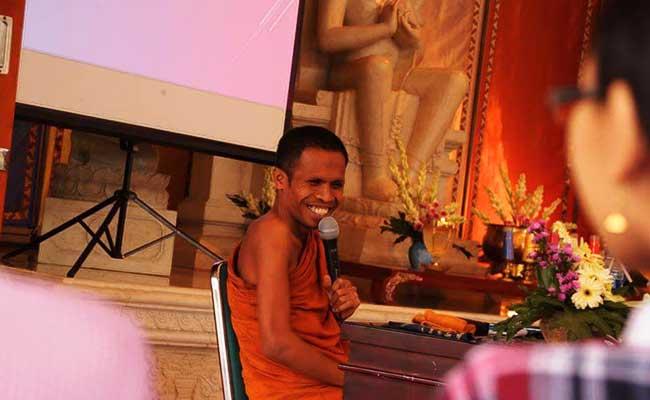 Sosok Bhikkhu Atthapiyo di Mataku
