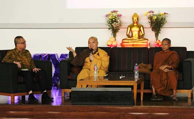 Magha Puja 2018: Big Happiness with Dharma