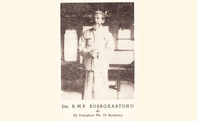 Sosrokartono dan Buddhadharma