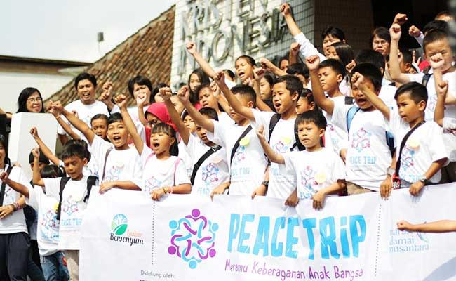 Peace Trip: Menyelami Keindahan Kedamaian Indonesia
