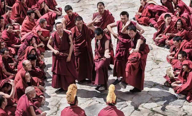 Tibet Punya Biara dan Silsilah Zen?