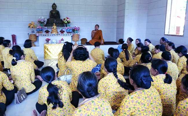 Bhante Khemadiro, Bhante yang Suka Blusukan