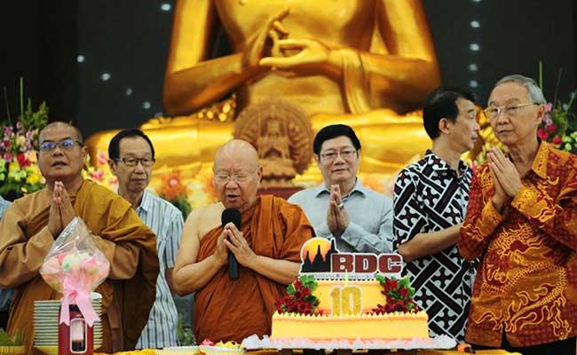 10 Tahun Buddhayana Dharmawira Center, Wihara untuk Semua Umat Buddha