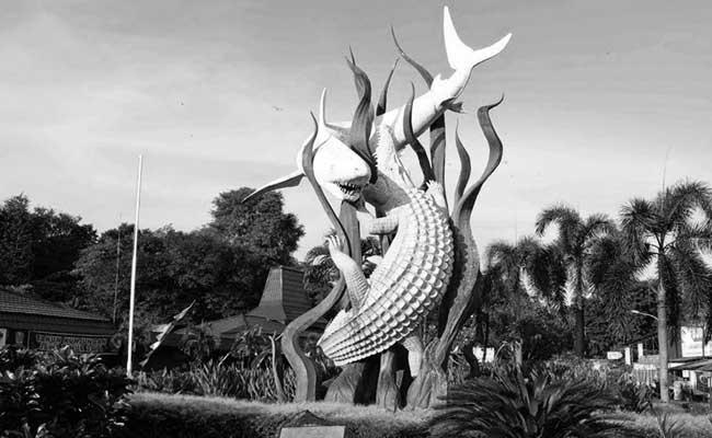 Surabaya, Kota Akar Tridharma