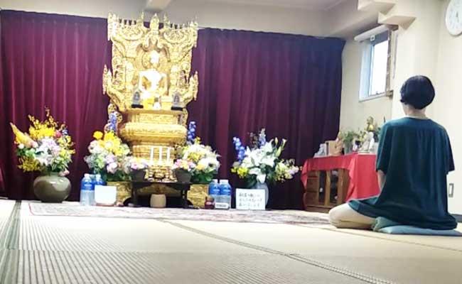 Geliat Theravada di Negeri Sakura