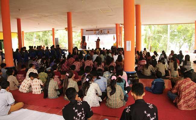 27 Tahun Dhamma Camp Kebumen!