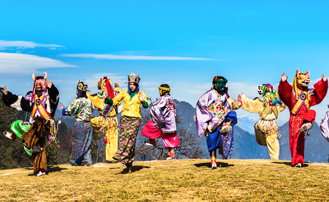 Bhutan, Satu-satunya Negara Bebas Karbon di Dunia